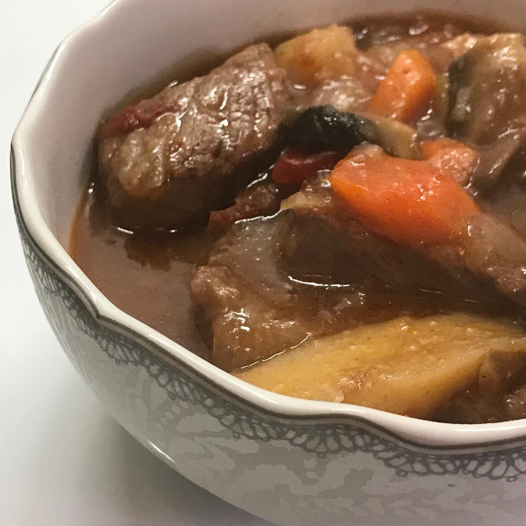 Stew is ready!!!!instantpotofficial !!      glutenfreehellip